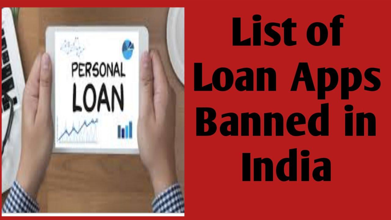 List of Froud Loan Apps in India