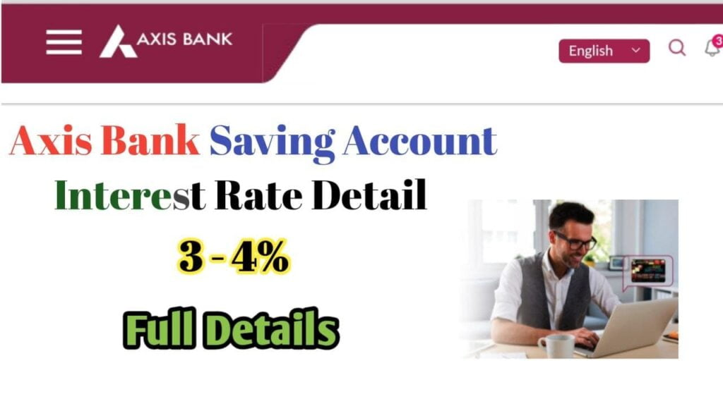 Axis Bank Online Account Open