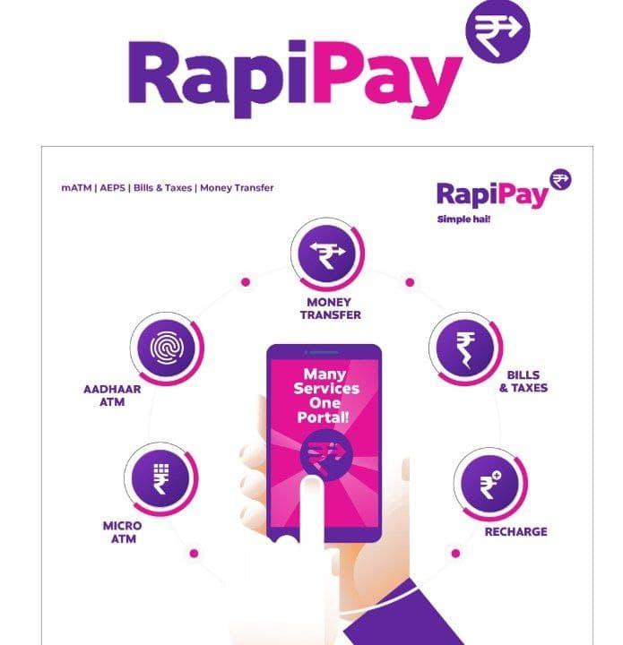 Rapipay Retailer and Distributor