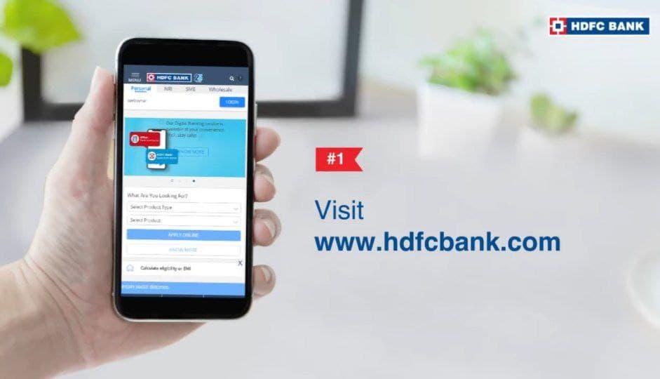 Online Bank Account Opening