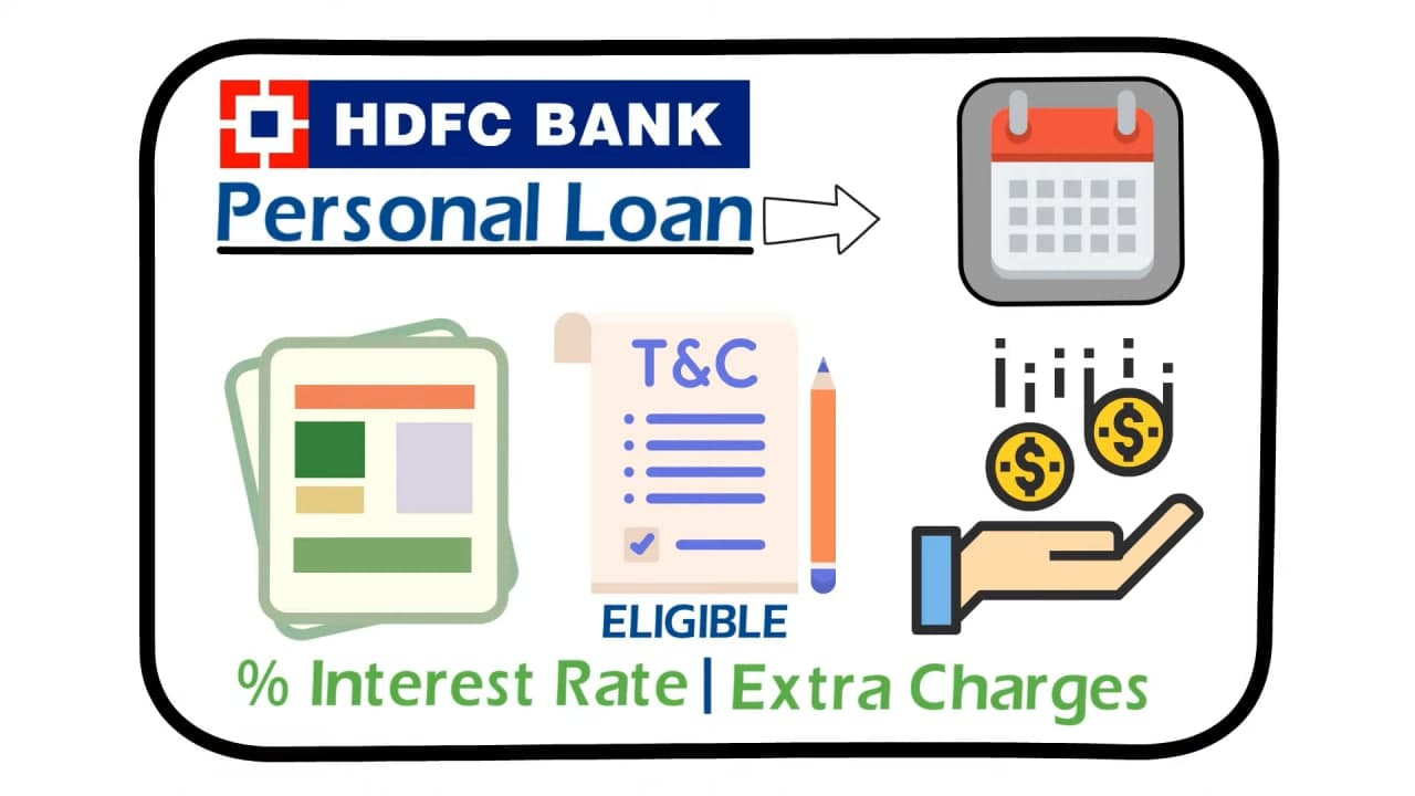 HDFC Personal Loan Kaise Le
