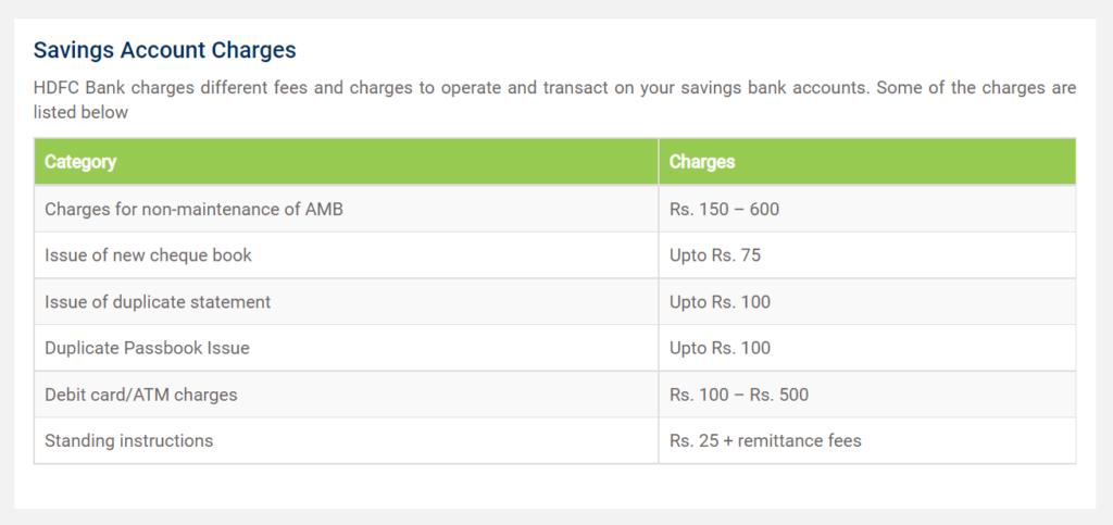 Basic Savings Account