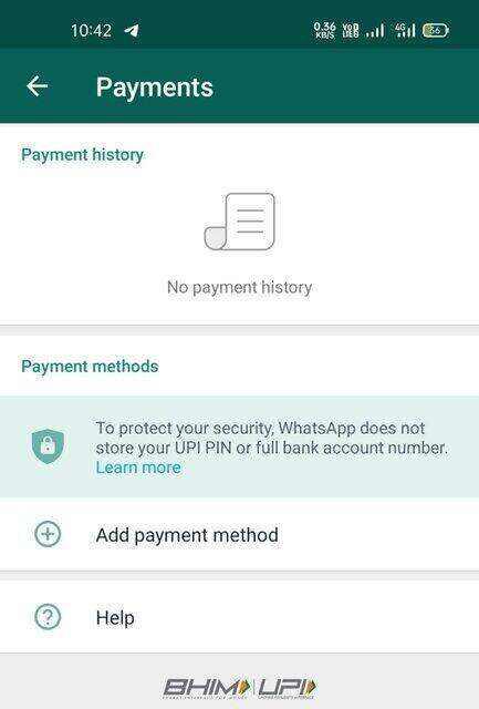 WhatsApp se Paisa Kaise bhejen